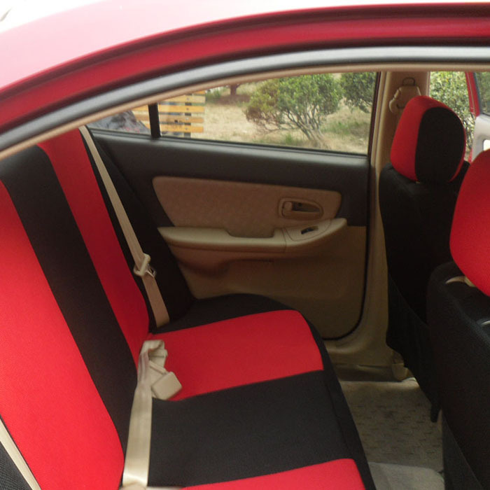 Black cover seat fit for citroen c5 seat covers auto accessories ...