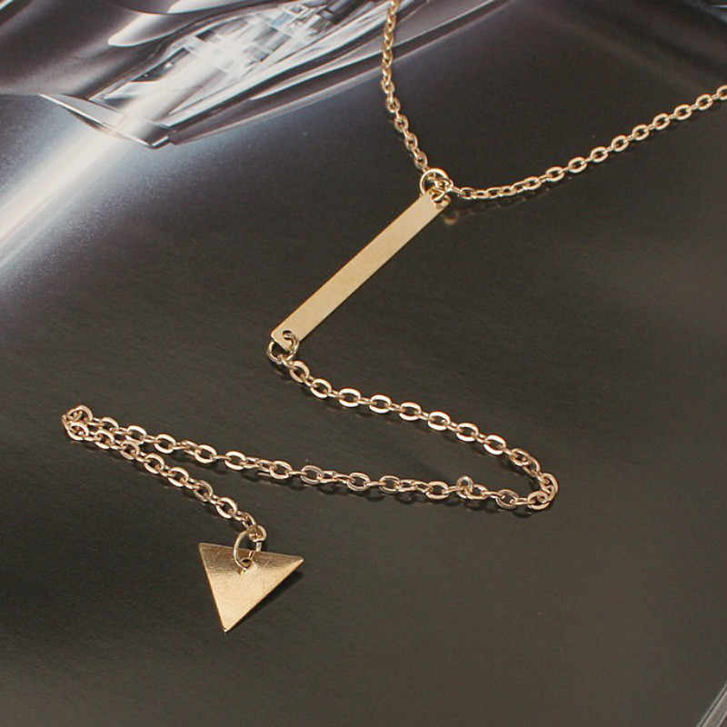 Women Tassel Necklace Pendant 2017 New Hot Sale Cheap Cool Chain Fashion Jewelery Necklaces Pendants Women Accessories Neckless