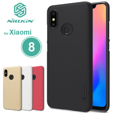 for Xiaomi Mi 8 Case Nillkin Super Frost