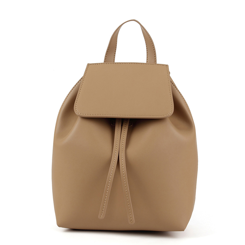 Women Backpack High Quality PU Leather School Bags For Teenagers Girls Top-handle Backpacks 2019 Bags Backpack Ladies