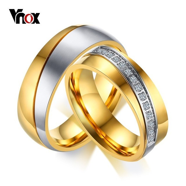 rose vintage fine ring lover from gold rings accessories bands vichok steel brand men women couple color for jewelry stainless product