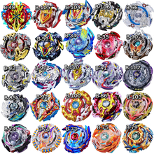 New Spinning Top Beyblade BURST B110 B100 Without Launcher And Original Box Metal Plastic Fusion 4D