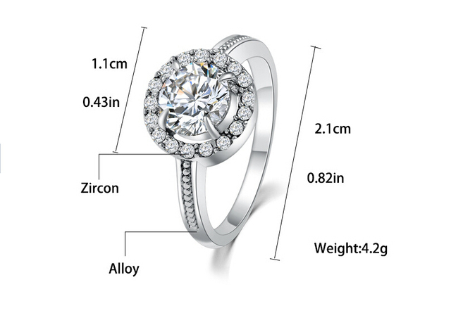 aca2156526 yellow gold engagement rings promise rings for girlfriend jewelry ...
