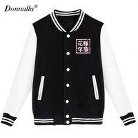 Kpop Donnalla BTS Bangtan Album Bluzy Kobiet Plus Size Bluza Cotton Fleece Różowy Kurtka Baseball Jednolite