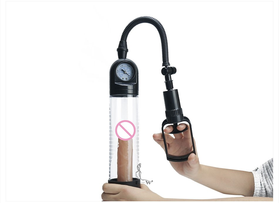 Great Quality Penis Pump CANWIN Cock Penis Enlargement Vacuum Pump Penis Extender Sex Toys Penis Enlarger for Men 29%off [Sale] 4