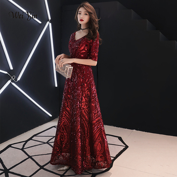 360d1a2f6 Vestido de noche largo 2018 gasa de la impresión floral vestidos de noche  una línea vestidos formales largos del partido
