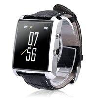 Relógio inteligente para Windows Phone Bluetooth À Prova D' Água Relógio Da Câmera Wi-fi 4S DM08 para IOS iphone 6 6 s Android 6 Desgaste smartphones