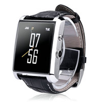 Smart Watch for Windows Phone Waterproof Bluetooth Camera Wristwatch Wifi DM08 for IOS iphone 6 6s 4s Android 6 Wear Smartphone