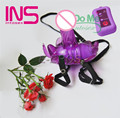 INS 36 Speds Wireless Remote Control Butterfly Female Masturbation Vibrators, Women's Vibrating Discreet Panties Sex Product