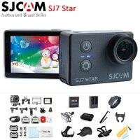 SJCAM SJ7 Star 4 К 30fps Wi Fi действие Камера гироскопа 2,0 Сенсорный экран Ambarella A12S75 Ultra HD Водонепроницаемый удаленного Спорт DV SJ Cam 7