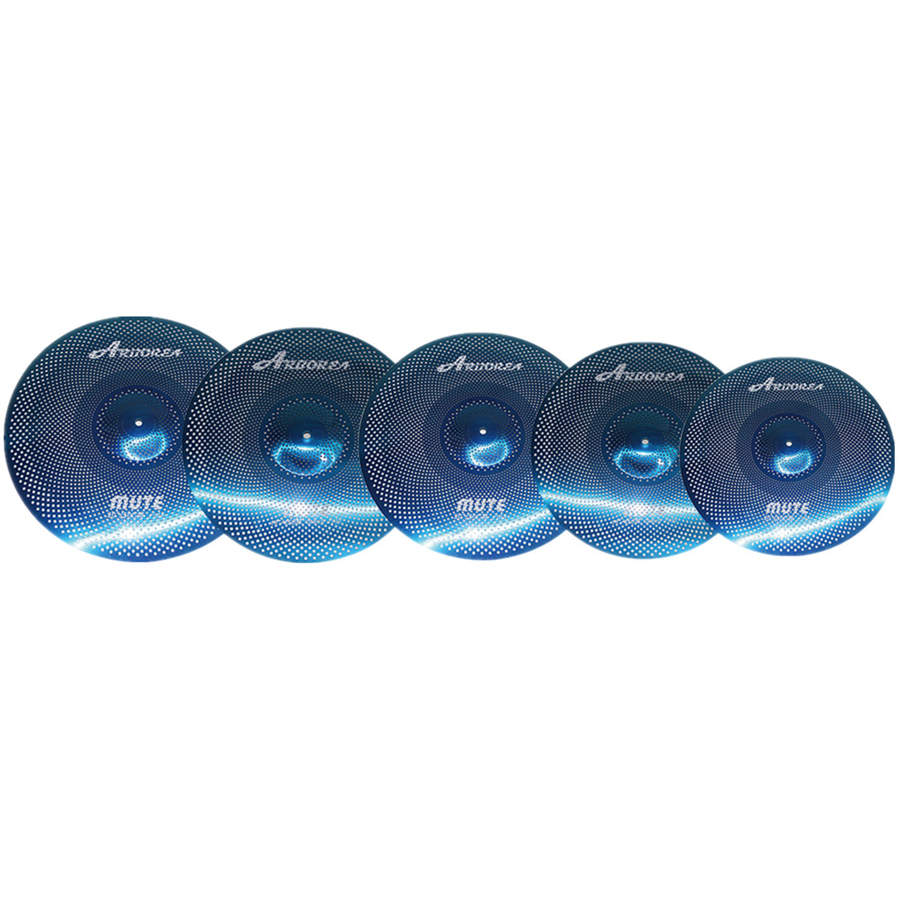 цена на big sales!!Arborea Blue low Volume cymbal set