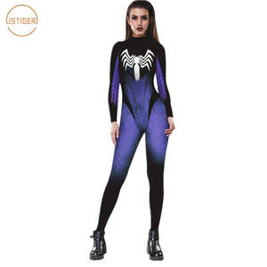 70d0ecb969b ISTider Sexy Jumpsuit Romper Women Long Sleeve Bodysuit