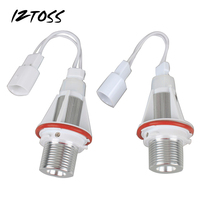 2PCS 7W White LED Angel Eye Halo Bulb Light For BMW E39 E53 E60 E63 E64