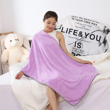 Vieruodis Bath Towel Absorbent Soft And Dry Bathroom Towel Travel Fabric Quick Drying Outdoors Sports Swimming Towels