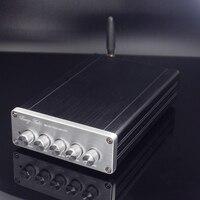 WEILIANG AUDIO DP1 TPA3116 2.1 class D mini digital power amplifier bluetooth 5.0 output power 50W*2+100W