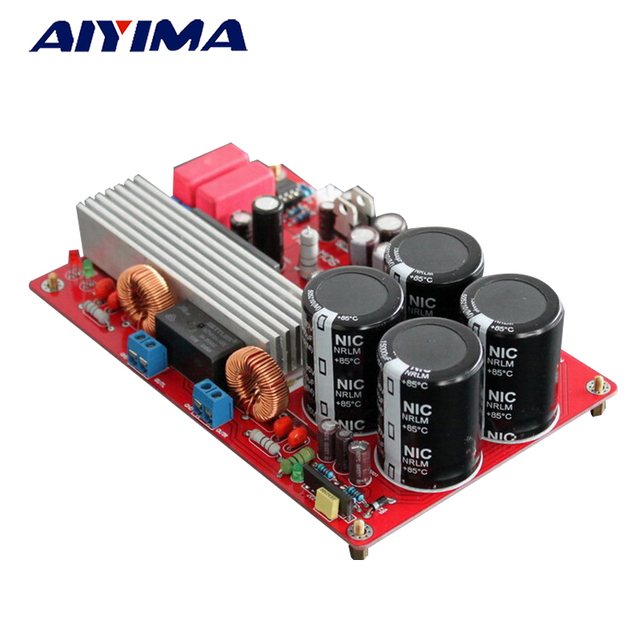 Aiyima TA2022 NE5532 HIFI Audio Fever Digital Amplifier Board Dual Channel with Protective Circuit