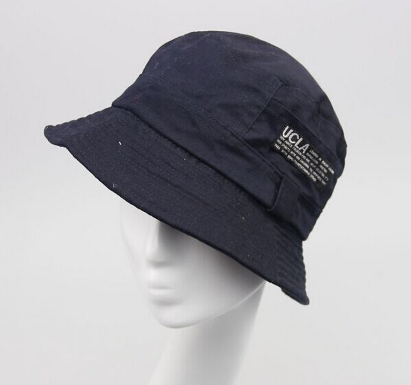 Модные женские туфли с широкими полями человек Фишер пляжные шляпы Панамы для женщин Женская мода Дорожная Кепка шляпа от солнца Кепки - Цвет: navy blue