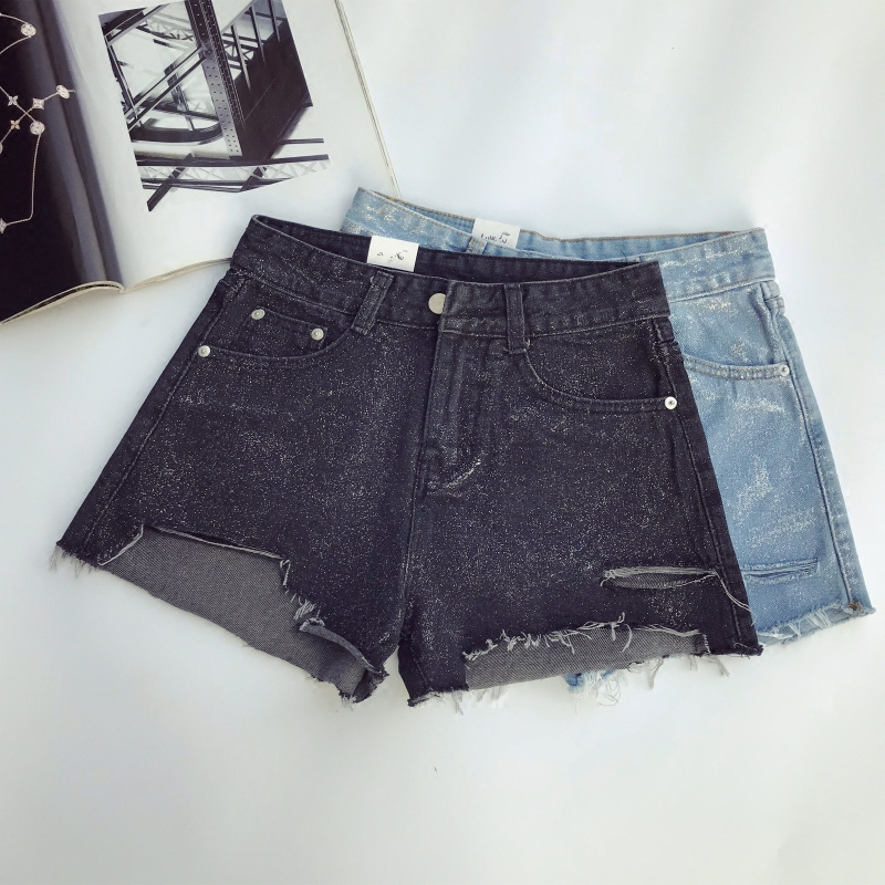 Cheap Wholesale 2020 New Summer  Hot Selling Women's Fashion Casual Sexy Denim Shorts Outerwear NC33