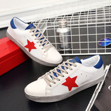 Women/Men Flat Lovers Superstar Slip On Shoes Breathable Loafers Waterproof Chaussure Femme Casual Men Shoes Trainers Size36-44
