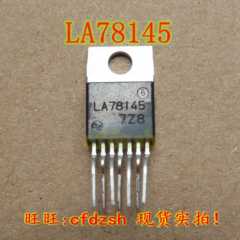 La78145 Definition Television In Integrated Circuits From Electronic Components Circuitsicsicchina Mainland Supplies On Alibaba Group