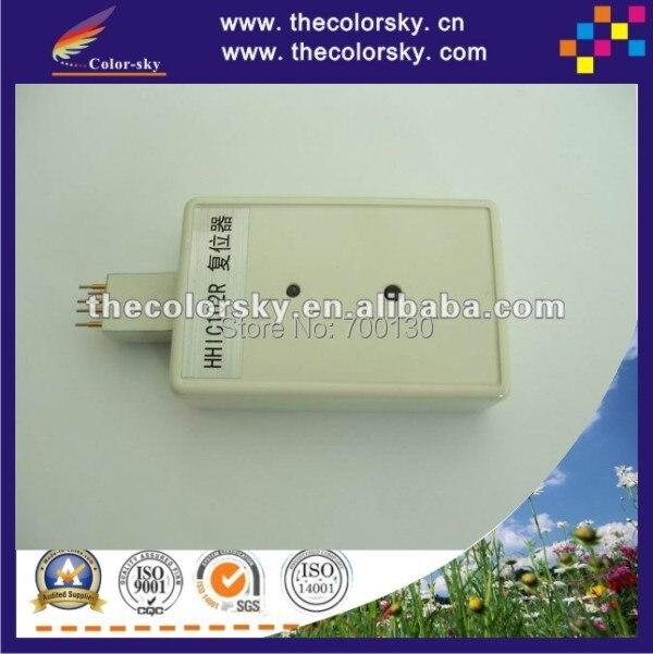 (RESR-H2) universal printer chip resetter for HP 14 80 81 83 705 HP14 HP80 HP81 HP83 hp705 printer cartridge free DHL