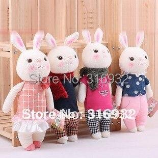J1 Super cute plush toy doll stuffed toy Tiramitu metoo rabbit 35cm, 1pc, 8 colors for your choice