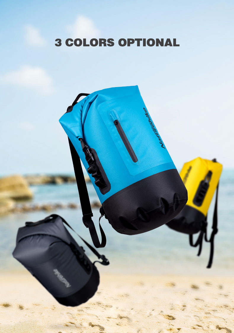 de natação ultraleve deriva pacote mochila NH18F031-S