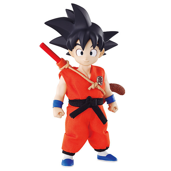 Cartoon Anime Dragon Ball Z Childhood Sun Goku Q Version PVC Action Figure Collectible Model Kawaii Kids Toys Doll 10CM arale figure anime cartoon dr slump pvc action figure collectible model toy children kids gift 6 types