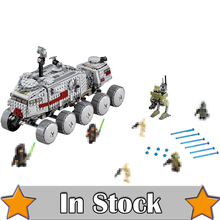 933Pcs 05031 Star Series War Clone Turbo Tank Building Blocks Compatible with 75151 Boy's DIY Child Toys Gifts lepin