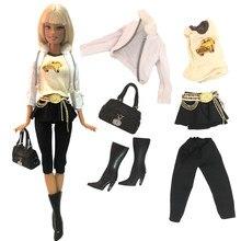 482c5983dae NK 2019 nuevo conjunto de ropa de la muñeca hecho a mano aristocrática de  moda ropa
