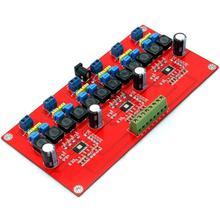 TPA3116 50W*6 4×1000UF Capacitor 6-Channel Power Amplifier Finished Board YJ00292 new 2 channel l150w 200w mosfet irfp250 12 fet power amplifier finished board