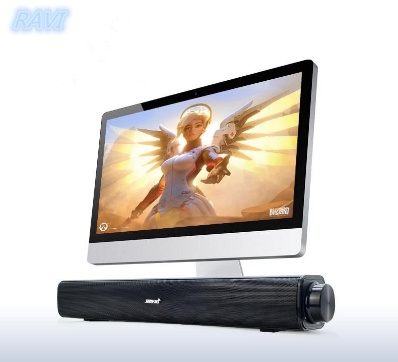 JT91A barre de son TV audio home cinéma écho mur 2.0 haut-parleur ordinateur TV audio