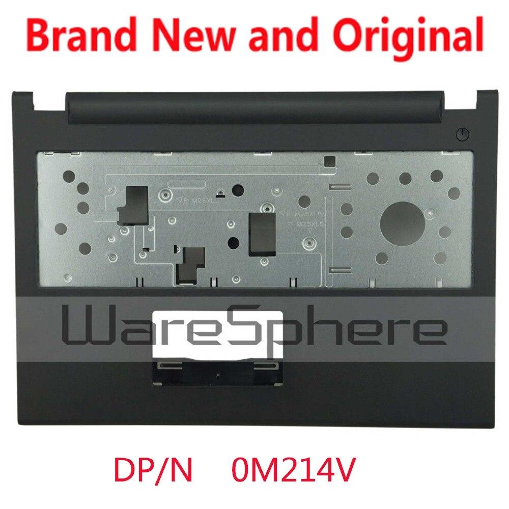 Zcela nový originální vrchní kryt pro Dell Inspiron 15 3541 3542 3543 Palmrest 0M214V M214V černý