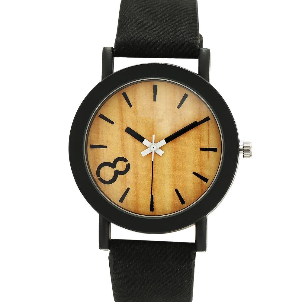 Superior Ženski muški neutralni jednostavan modni kožni kvarcni - Ženske satove - Foto 2