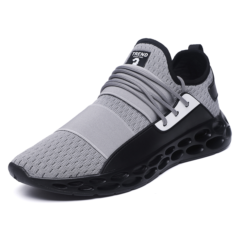 2019 Branded Men Sport Running Shoe Breathable Outdoor Boost Male Sneakers Ultra Light Walking Trainers Gym Red Basket Footwear in Running Shoes from Sports Entertainment