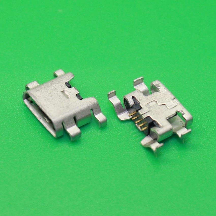 Yuxi Usb-Jack Socket-Charging-Port Micro-Usb-Connector Mini for ZTE Blade L2 S6 N807