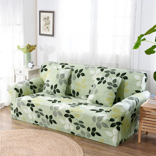 Groovy Us 13 5 60 Off Plaid Sofa Cover Elastic Sofa Covers For Living Room Loveseat Stretch Furniture Covers Slipcovers For Armchairs Couch Cover 1Pc In Andrewgaddart Wooden Chair Designs For Living Room Andrewgaddartcom