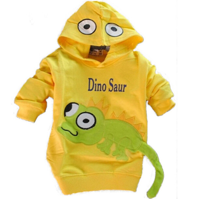 New Casual Boys Girls Hoodies Cartoon Sweatshirt Children Clothes Baby Kids Coat Jacket Unisex Clothing Children's Sweatshirts