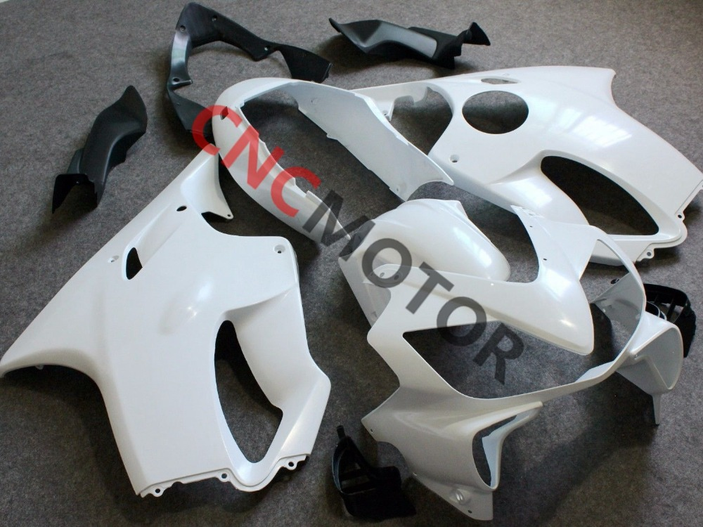 Unpainted ABS Plastic Injection Mold Fairing Kit Body Kit For Honda CBR600 F4i 2001-2007 01-02-03 04-05-06-07 fit for honda cbr 600 f4i 2004 2005 2006 2007 injection abs plastic motorcycle fairing kit bodywork cbr600 f4i cbr600f4i cb37