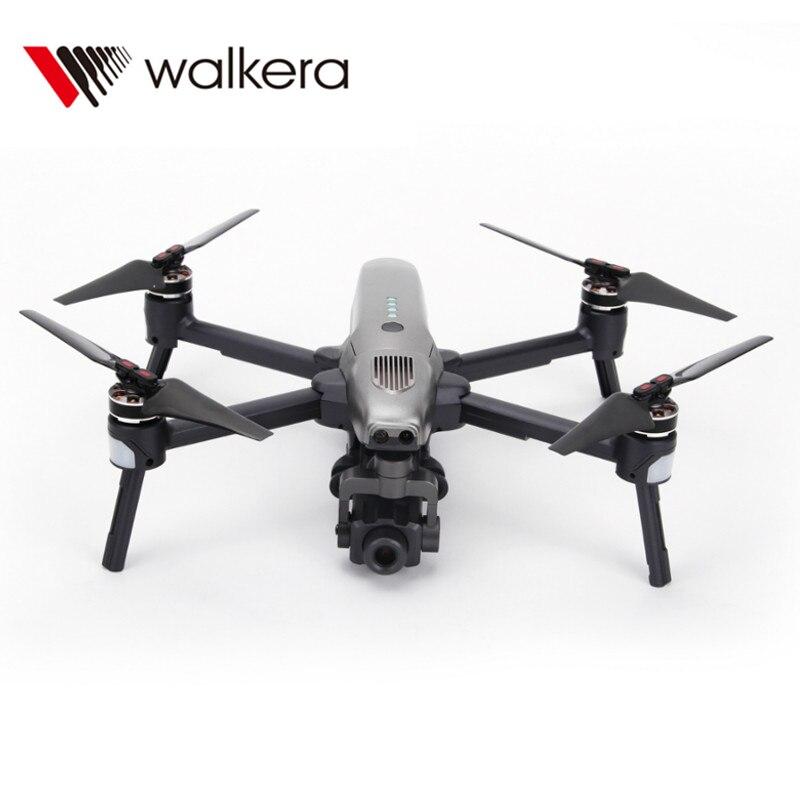 Walkera VITUS Starlight 5.8G Wifi FPV Avec Caméra de vision nocturne D'évitement D'obstacle Pliable RC Drone Quadcopter VS Eachine E58