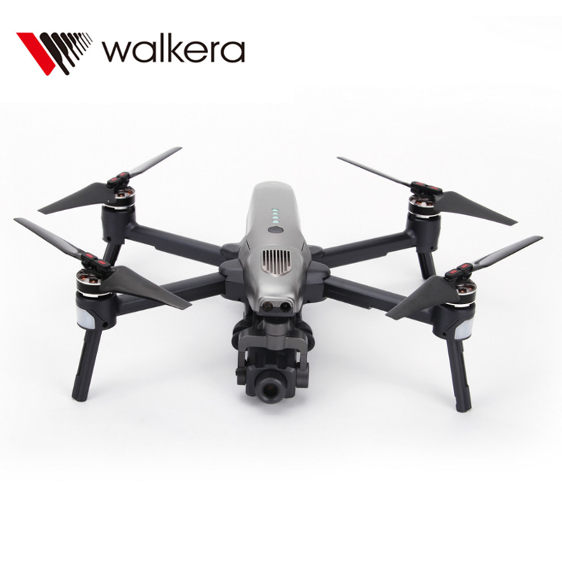 Walkera VITUS Starlight 5.8G Wifi FPV With Night-vision Camera Obstacle Avoidance Foldable RC Drone Quadcopter VS Eachine E58 free shipping runcam owl camera 1 2 700tvl starlight 0 0001lux fpv quadcopter mini camera night vision camera with cable