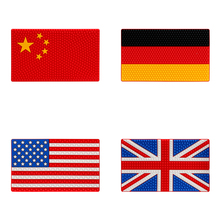 Non-Slip Pad 26*15.5cm Anti Slip Mat Auto Interior Accessories China UK US Germany Flag Car Sticky for Phone GPS Coin Key Holder