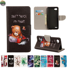 Wallet Case For LG Q6 Q 6 US700 M703 M700Y M700TY Mobile