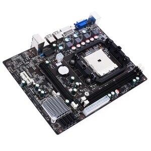 Ga-A55-S3P Motherboard New Ddr3 Dimm Desktop Mainboard Boards A55 A75 S3P Cpu Socket Fm1 Hdmi R20-SCLL