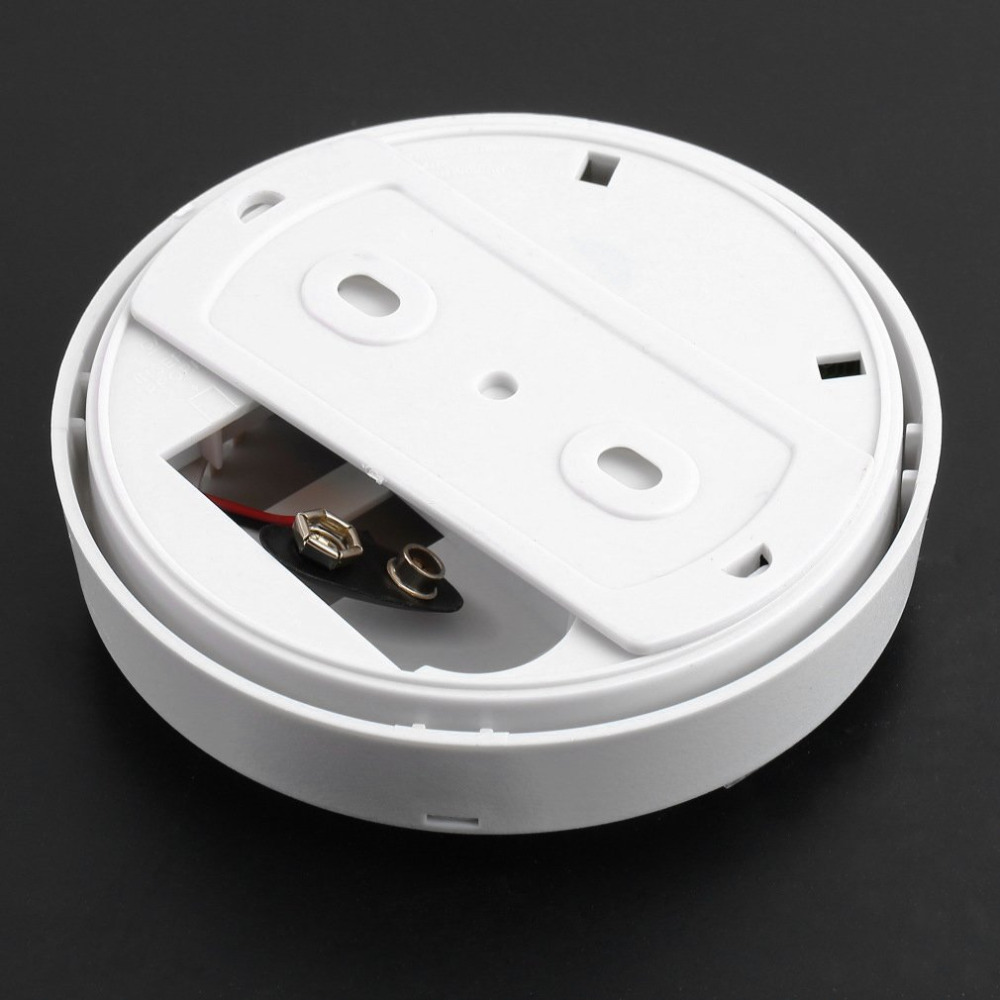2018 Car Fire Smoke Sensor Detector Alarm Tester Home Security System Cordless for Family Guard 433 MHz or 315 MHZ