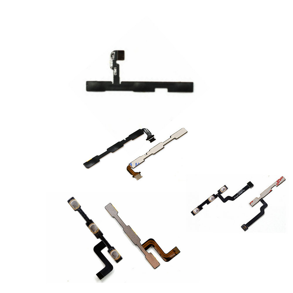 Volume Button Power Switch On Off Button Flex Cable For Xiaomi Redmi 3 3S 4A 5 Plus 6 6A 7 Note 2 5A 4 3 Pro Note 4X
