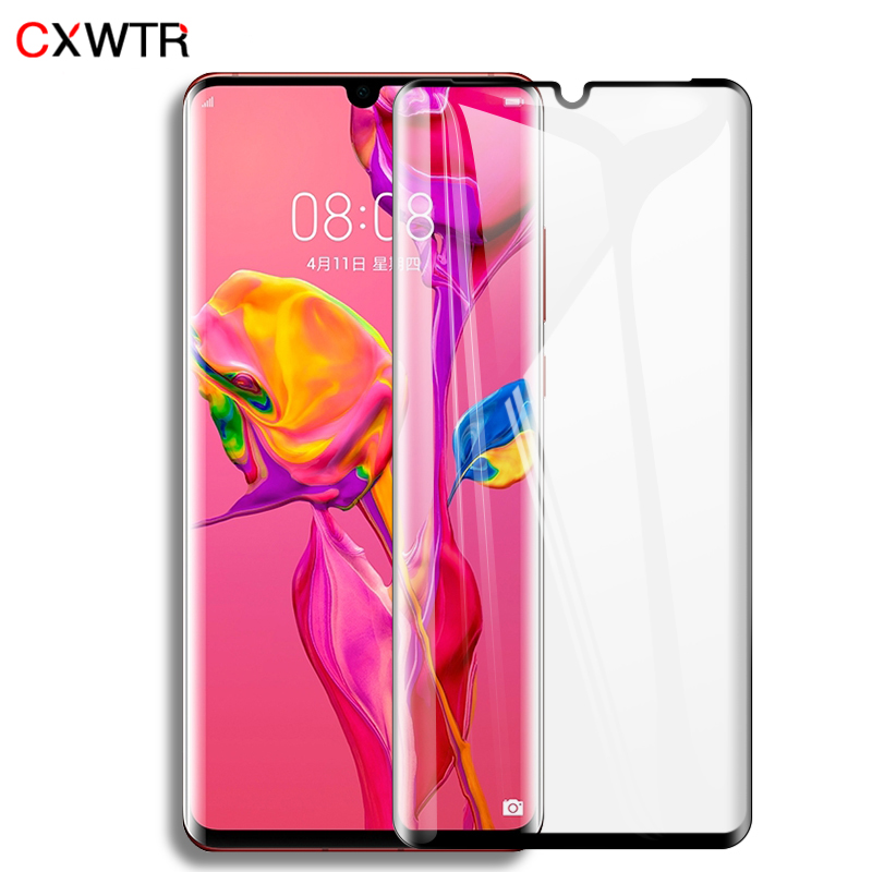 Huawei P30 Pro Screen Protector Tempered Glass For Huawei Mate 20X 20 Pro Huawei P30 Mate 20 Lite 3D Full Cover Protection GlassHuawei P30 Pro Screen Protector Tempered Glass For Huawei Mate 20X 20 Pro Huawei P30 Mate 20 Lite 3D Full Cover Protection Glass