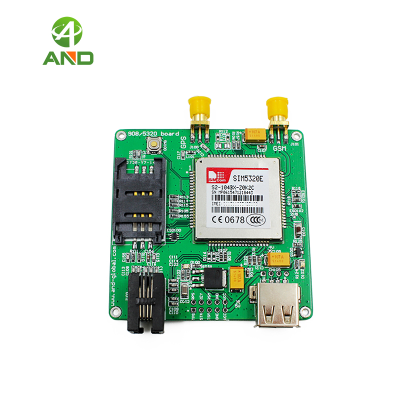 SIM5320E EVB board WCDMA GPS 3G kits 3G data M2M module SMS wcdma Module SIM5320E on