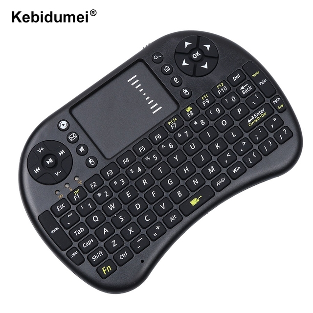 02feca3beb0 2016 New Mini Wireless Keyboard 2.4G i8 Wireless Mini Keyboard Touchpad  Mouse Combo For Tv box tablet mini pc For ps3 For HTPC