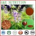 Extrato de Raiz de Sálvia vermelha 10:1/danshen extrato de raiz/Extrato de Salvia miltiorrhiza